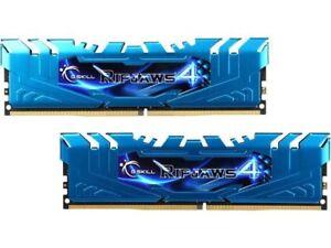 G.SKILL Ripjaws 4 Series 16GB (2 x 8GB) 288-Pin DDR4 3000