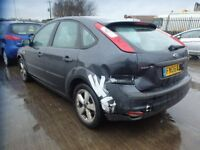 BREAKING FORD FOCUS ZETEC 2.0 AUTOMATIC MK2 5DR SEA GREY 2006 5DR 90k