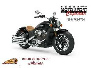 2019 Indian Motorcycles Scout