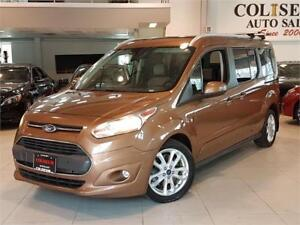2014 Ford Transit Connect Wagon Titanium **LEATHER-ROOF NAVIGATI