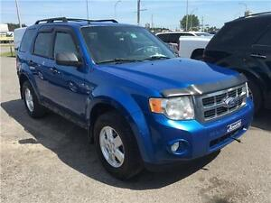 2011 Ford Escape XLT, FINANCEMENT MAISON