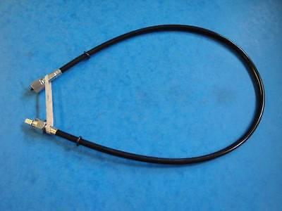 TRIUMPH TACHO CABLE 2 4  D578 1966 70 TR6 T120  1971 73 T150 TRIDENT