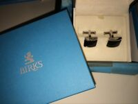Brand New Authentic Mont Blanc Cuff Links