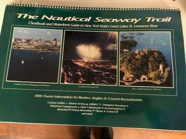 Nautical Seaway Trail- Chartbook & Waterfront Guide ETC