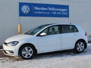 2018 Volkswagen Golf Comfortline