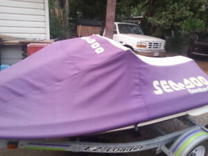 93 seadoo GTX..and trailer