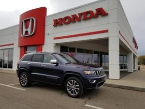 2018 Jeep Grand Cherokee Limited AWD LEATHER ROOF NAV