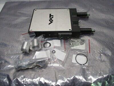 VAT 02012-BA24-0001/0047 Rectangular Gate Valve, A-248030, 453280