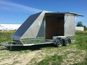 *NEW* 2020 LEGEND 7' X 17' ALL SPORT DELUXE TRAILER