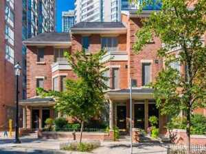 Exclusive Large Townhouse Features 2 Large Balconies