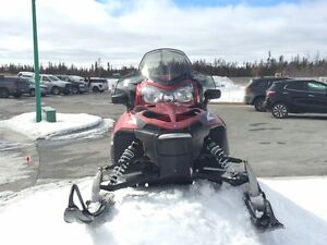 Polaris IQ 550 2-up Sled