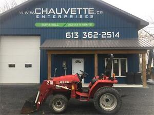 Case IH 1130 Compact Tractor 4x4