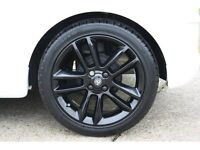 WANTED Corsa D Limited Edition Black Alloys