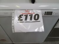 MODERN DIGITAL HOTPOINT AQUARIUS DISHWASHER/GREAT CONDITION/VERY CLEAN/TOP WORKING ORDER/FREE DELIVE