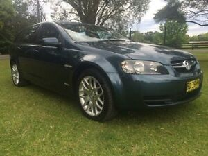 2009 Holden Commodore VE MY10 International Blue 6 Speed Automatic Sportswagon Tuggerah Wyong Area Preview