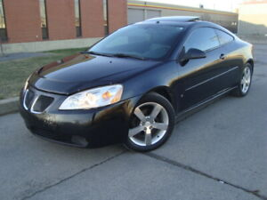 2006 PONTIAC G6 GTP COUPE AUTO ''TAX INCLUDED''