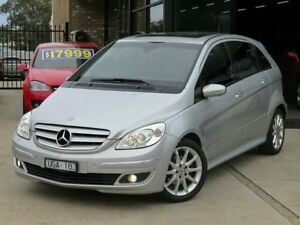 2006 Mercedes-Benz B200 Silver Ash Continuous Variable Hatchback Dandenong Greater Dandenong Preview