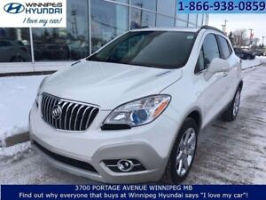 2016 Buick ENCORE Leather AWD No Accidents Nav Heated Seats