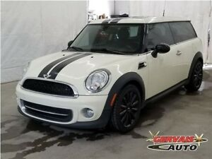 MINI Cooper Clubman Toit Panoramique Cuir MAGS 2012