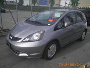 2009 Honda FIT  Low kms