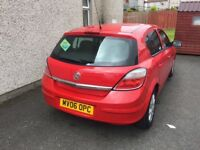 2006 Vauxhall Astra MOT to March 2018