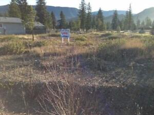 LARGE Building LOT in Affordable & Beautiful Barriere..!