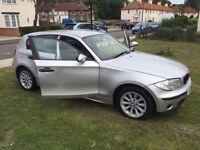 BMW 1SERIES 116i smooth runner £2300
