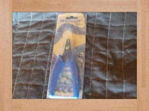 Bead Crimper Pliers New In Package by Euro Tools