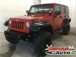 Jeep Wrangler 4x4 Unlimited A/C 2008