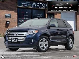2011 Ford Edge Limited *Navigation, Accident Free, One Owner*