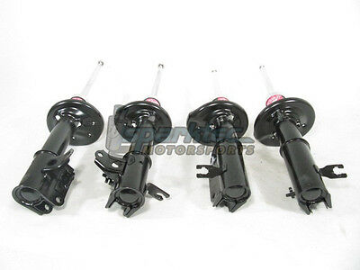 KYB Excel G Shocks Struts Front  Rear 1995 1998 Mazda Protege 15L 18L ALL NEW