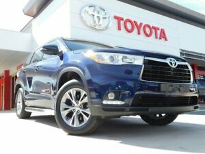 2014 Toyota Kluger GSU50R GXL 2WD Blue 6 Speed Sports Automatic Wagon Greenway Tuggeranong Preview
