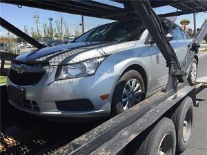 2011 Chevrolet Cruze LS avec 1SB-FULL-AUTOMATIQUE