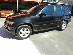 2003 BMW X5 E53 3.0I Black 5 Speed Auto Steptronic Wagon Coopers Plains Brisbane South West Preview