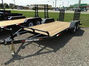 5 ton 16 foot Low Deck Equipment Trailer