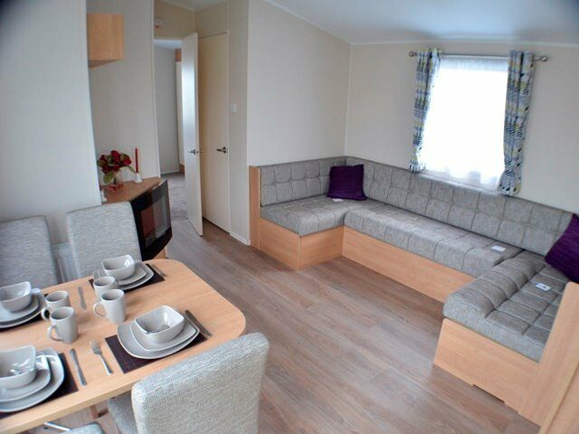 Brand New Static Caravan for Sale @ Southerness! Glasgow, Newcastle, Cumbria, Ayr, Dumfries, Paisley