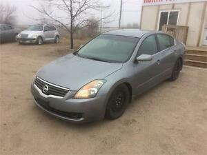 2009 NISSAN ALTIMA 2.5 S - VALID E TEST - 4CYL - POWER OPTIONS