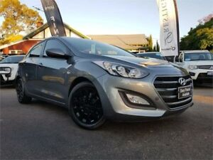 2016 Hyundai i30 GD4 Series 2 Update Active Grey 6 Speed Automatic Hatchback Mount Hawthorn Vincent Area Preview
