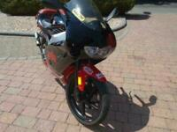 2003 Aprilia RS RS50 Petrol Manual