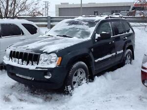 2005 Jeep Grand Cherokee Laredo $5995 MIDCITY  1831 SASK AVE