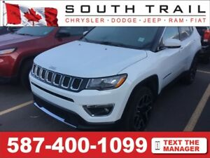 2017 Jeep Compass Limited Call Terrence 587-400-0868