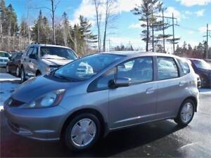GREAT DEAL! 2009 Honda Fit !  NEW TIRES UPON SALE! 69$ BI WEEKLY