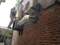 commercial ventilation kitchen canopy hood motor restaurant chicken cafe bakery pub bar takeaway
