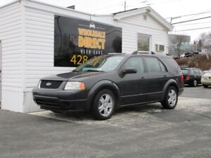 2007 Ford Freestyle SUV LIMITED 7 PASSENGER FWD 3.0 L