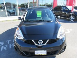 2015 NISSAN MICRA SV FULL PWR PACKAGE 4.4% 84 MONTHS Cornwall Ontario image 9