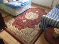 Beautiful Large Rug, Pure Wool - Absolute Steal!