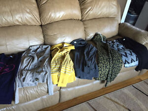 2 Large bags of women's clothing