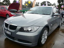 2006 BMW 320i E90 Executive Steptronic Titan Silver 6 Speed Sports Automatic Sedan Dandenong Greater Dandenong Preview
