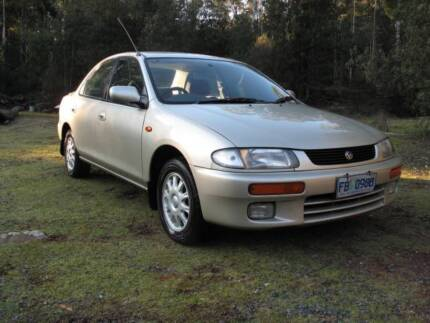 1995 Mazda 323 Protege Sedan Elizabeth Town Meander Valley Preview