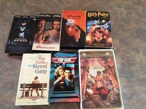 FILMS VHS COLLECTION DVD